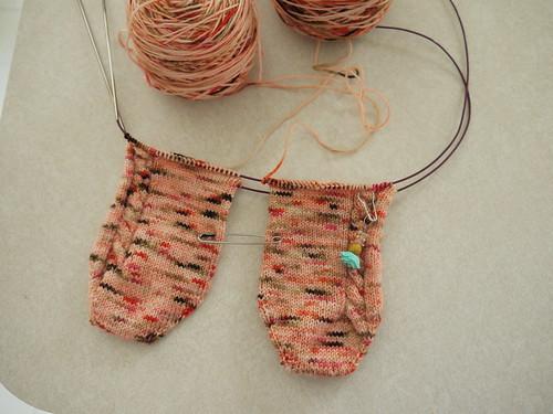 Socks on a Plane