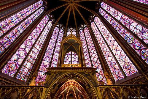 La Sainte Chappelle (Explore 24-01-2014)