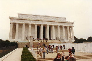 Lincoln Memorial---Washington, D.C.---NRHP