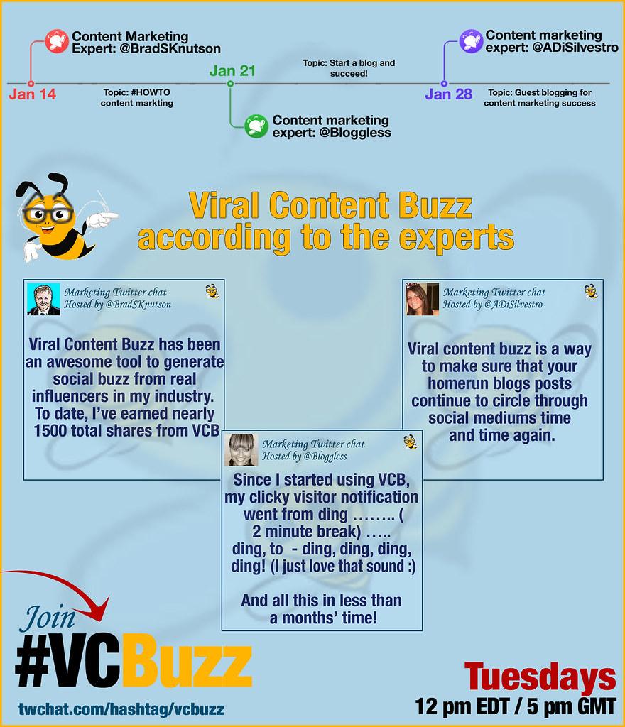 Viral Content Buzz testimonials