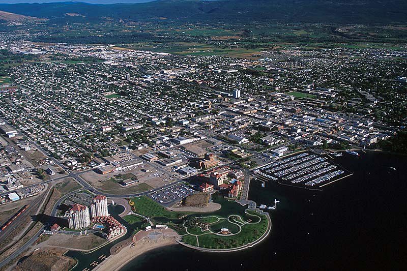 Kelowna, Okanagan Valley, British Columbia, Canada