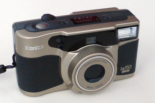 Konica Z-up 150 by pho-Tony