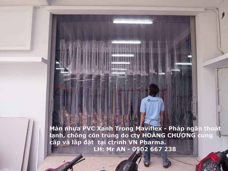 www.123raovat.com: Màn nhựa pvc ngăn thoát lạnh đạt chuẩn EN71-3 và RoHS