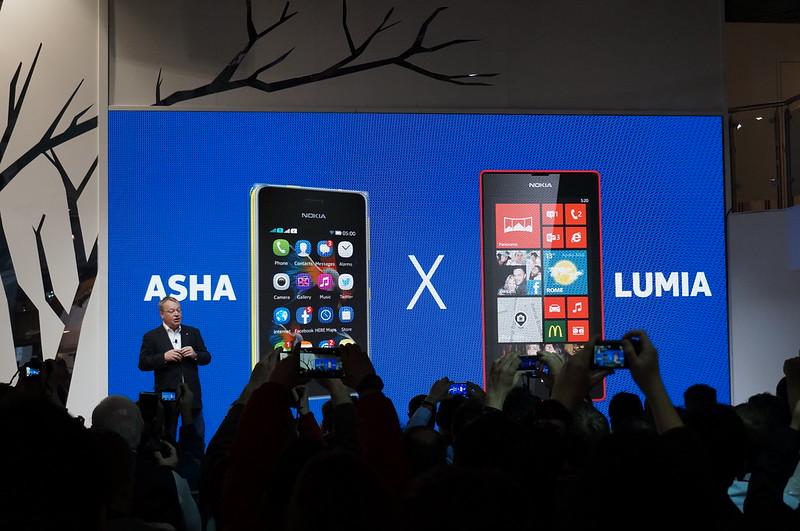 Nokia Asha x Nokia Lumia = Nokia X