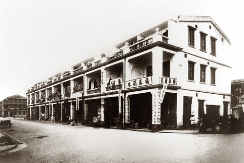 Sham Shui Po Ki Lung Street & Pei Ho Street 1918