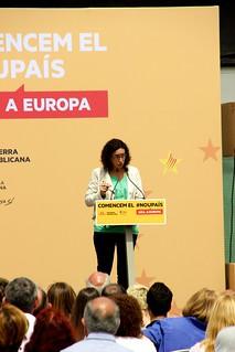 Míting a Amposta #eleccionseuropees