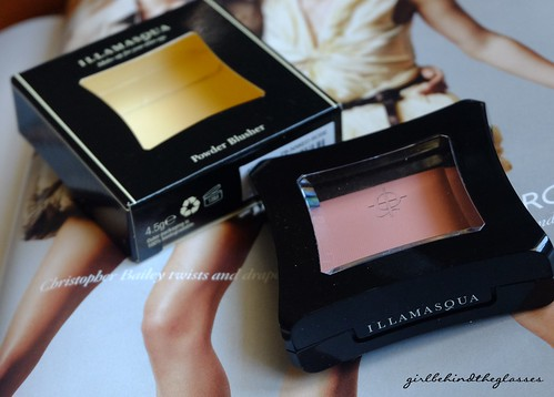 Illamasqua Naked Rose2
