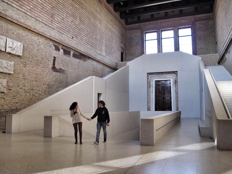 reharq_berlin_neues museum_museo_rehabilitacion_escaleras