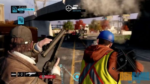 Watch Dogs - Competitive Decryption Combat