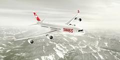 Švýcarský dopravní systém– vlaky a busy přímo na letišti