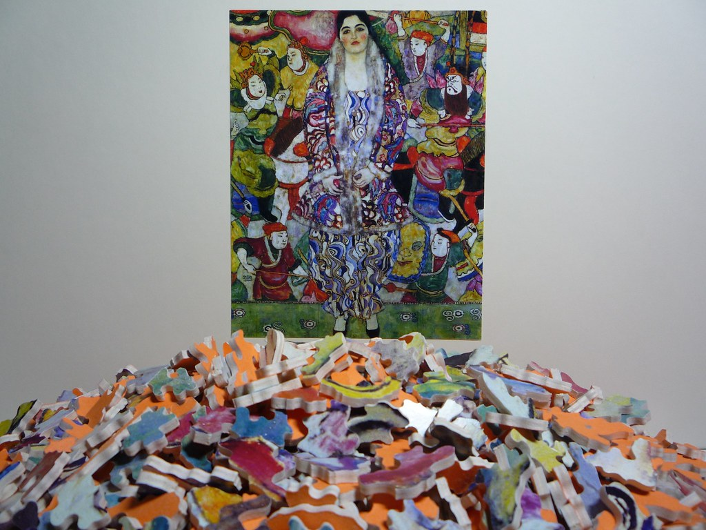 gustav klimt research paper Research paper: is gustav klimt an expressionist or not based on analyzing works.