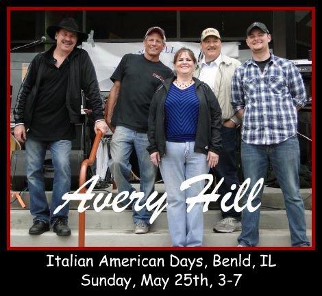 Avery Hill 5-25-14