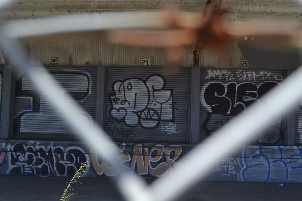 PEMEX, PE, LOL, LOLC, Graffiti, the yard, Oakland, Street Art