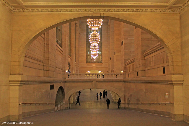 The galleries, Grand Central Terminal