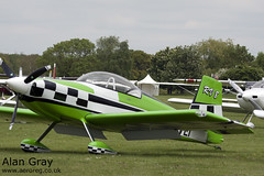 G-RVEI VAN'S RV-8 LAA 303-14961 PRIVATE - Sywell - 20130601 - Alan Gray - IMG_9086