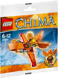 LEGO Legends of Chima 302624 Bag