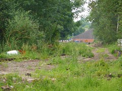 Croxley rail link works