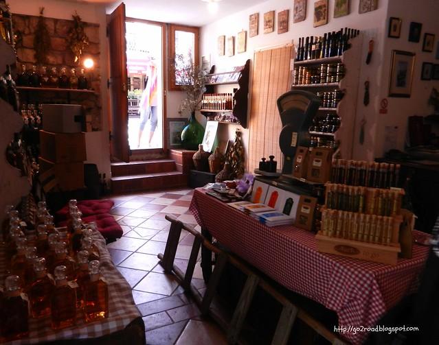 В магазине в городе Врбник