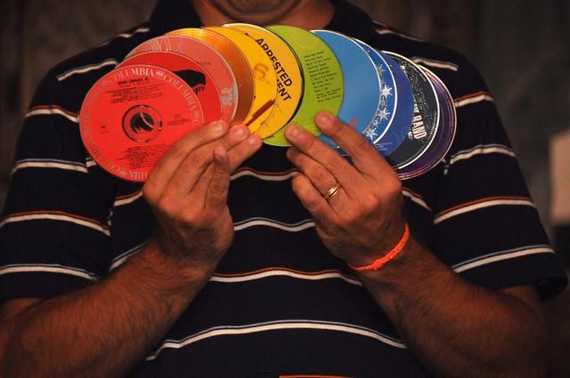 Rainbow CDs