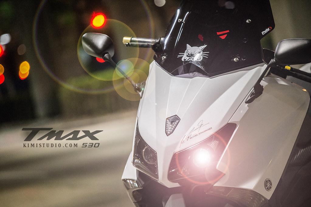 2014 T-MAX 530-166