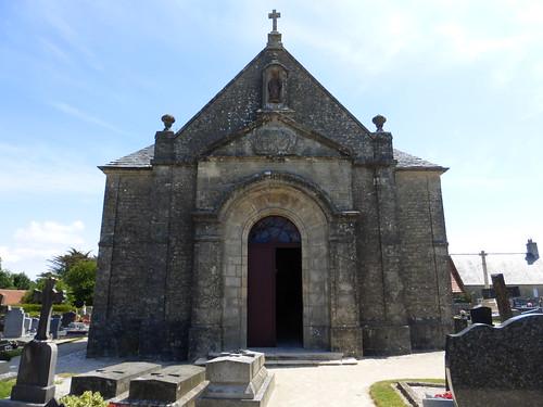158 Église Notre-Dame-de-l'Assomption, Tamerville