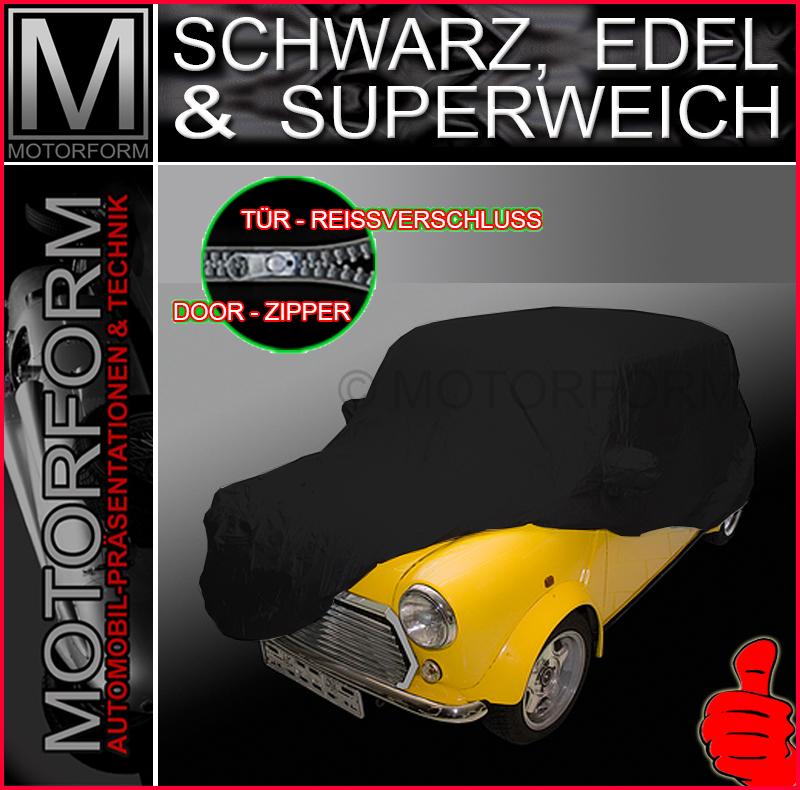 Mini Cooper Car Cover Zipper
