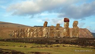 Easter Island - Tongaraki