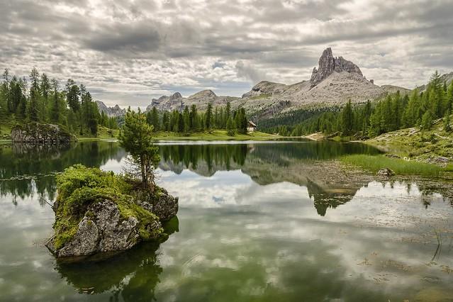 Croda Da Lago, Dolomiti
