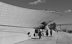 MAAT building - Architect Amanda Levete (1955)