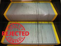 The result: clean escalators