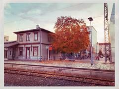Der alte Giesinger Bahnhof