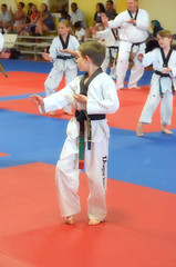 2016-06-11 (70) Dragon Yong-In black belt testing - Purcellville