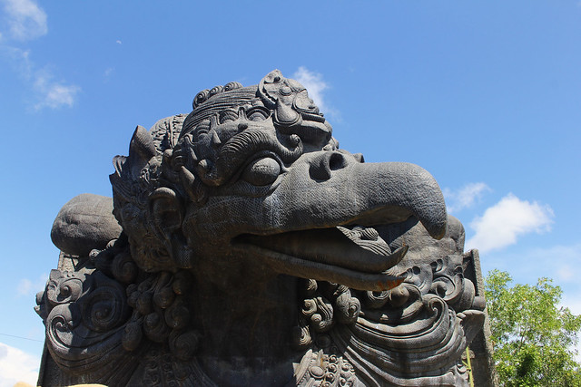 Garuda Statue at GWK