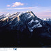 View on Cascade Mountain from the top of Sulphur Mountain, Banff National Park, Alberta, Canada. by Vincent Demers - vincentphoto.com