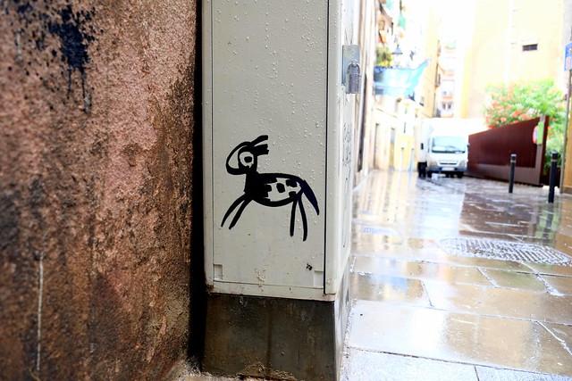 streetart   francisco de pajaro   barcelona