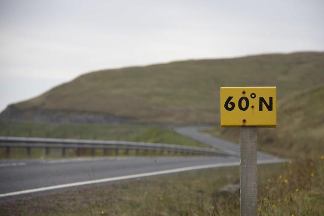 60° North