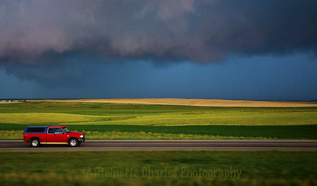 The Storm - Crossing Montana