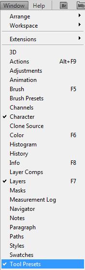 tool-presets-window