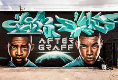 After Graff - Cease and TheOneLee - Houston Graffiti - GraffAlot Show 06/2013 - 005