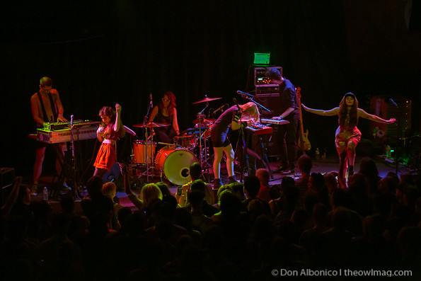 Austra @ The Independent SF 06-26-2013