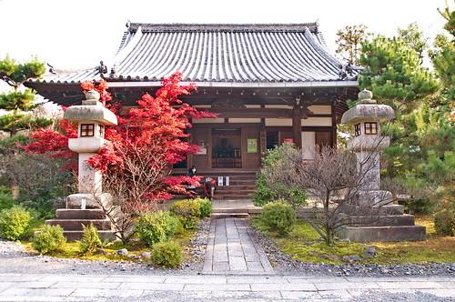 【写真】2012 紅葉 : 清凉寺/2020-09-21/IMGP7814