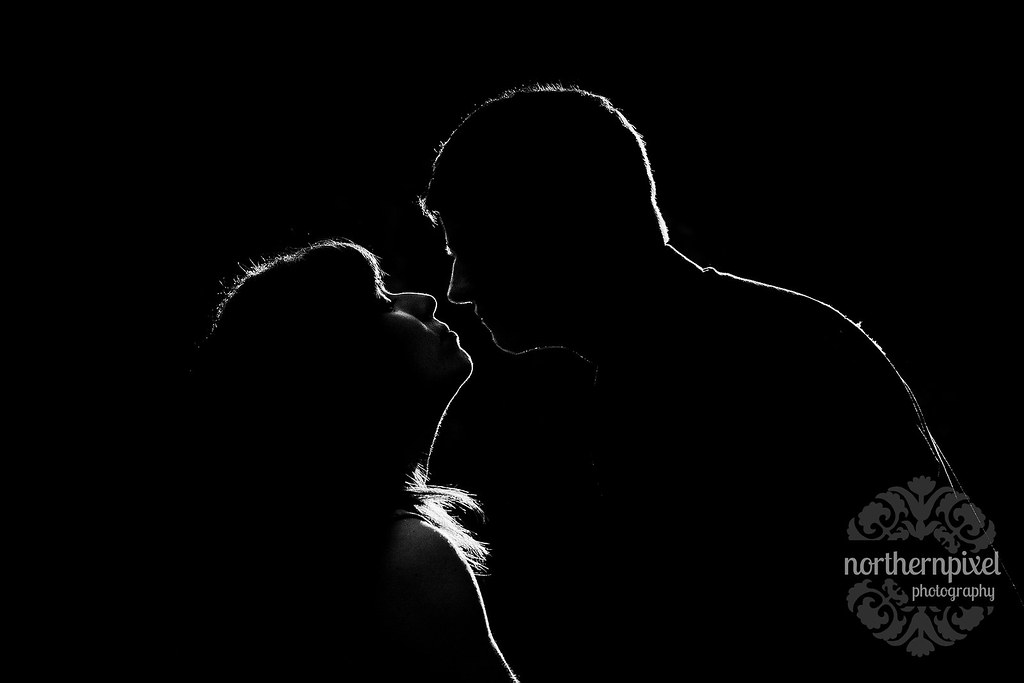 Engagement Silhouette