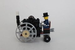LEGO Master Builder Academy Invention Designer (20215) - Horseless Carriage