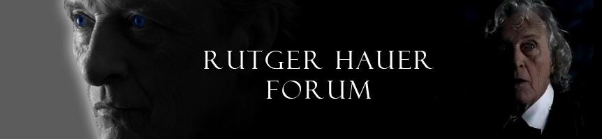 Rutger Hauer Forum