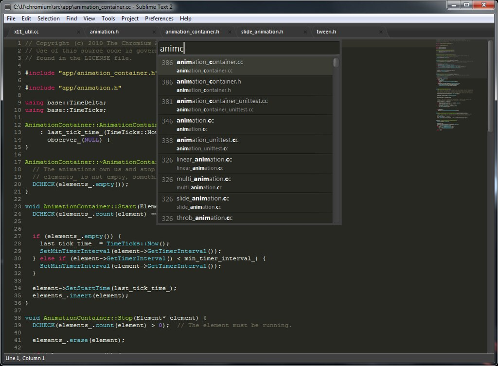 sublime text 3 keygen os x