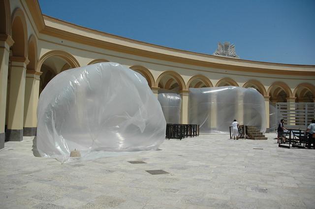 2007- INTERVENTO AMBIENTALE, Art Process, Trapani