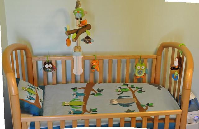 Bretton Owl Crib