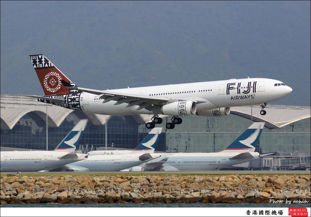 Fiji Airways DQ-FJT-001