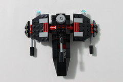 LEGO Star Wars SDCC 2013 JEK-14 Mini Stealth Starfighter