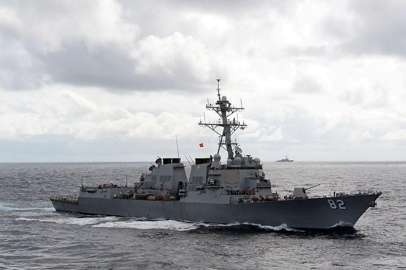USS Lassen DDG 82